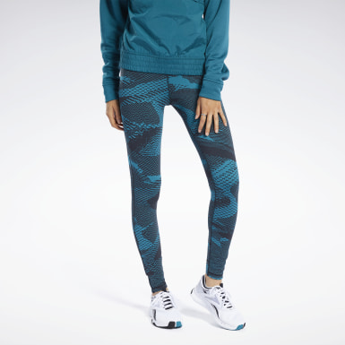 Reebok Lux Tight 2.0 – Geo Static
