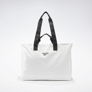 Duffel Bag Classics Foundation Branco Classics