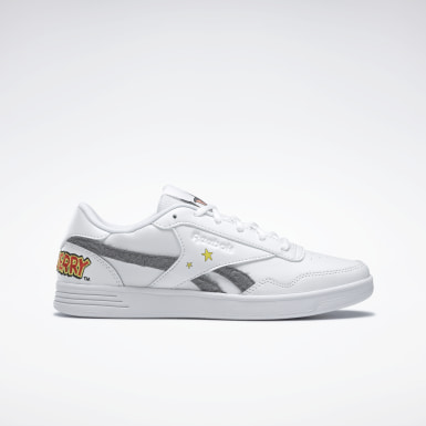Dames Classics Wit Tom and Jerry  Royal Techque T Schoenen