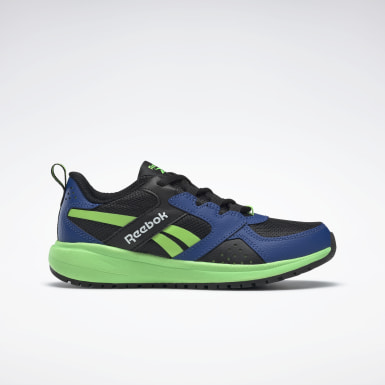Boys Running Blue Reebok Road Supreme 2 Shoes - Preschool