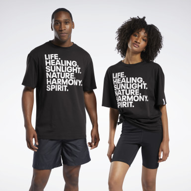 Lifestyle Black Pride T-Shirt