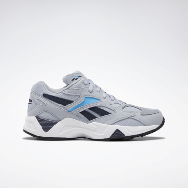 Classics Grey Aztrek 96 Shoes