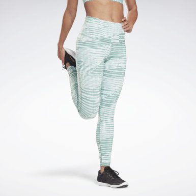 Women Studio Green Studio Lux Bold High-Rise 2 Leggings