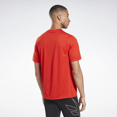 RE  SS  GRAPHIC TEE Hombre Running