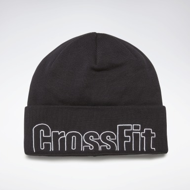 Cross Training CrossFit® Graphic Beanie Schwarz
