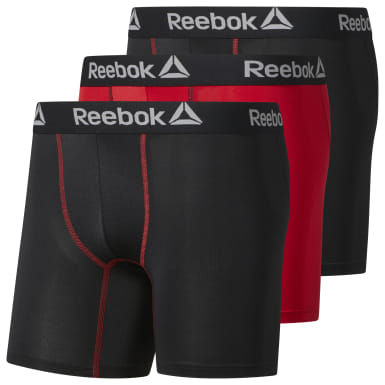 Men Training Black Performance Briefs - 3 Pack