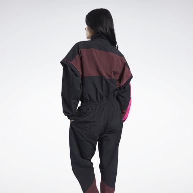 Women Classics Black Classics Boilersuit