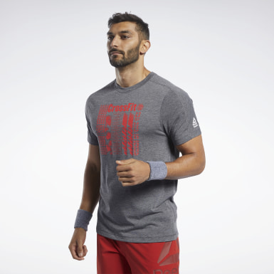 Спортивная футболка Reebok CrossFit® ACTIVCHILL+COTTON