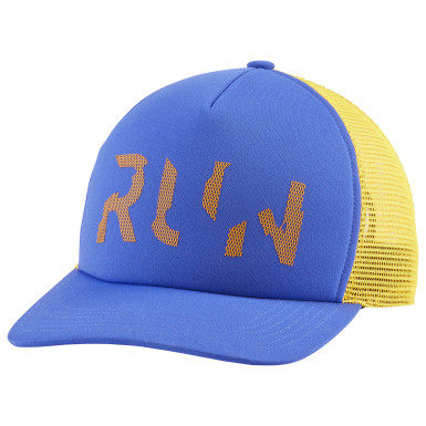 синий Кепка Run Club Trucker Hat