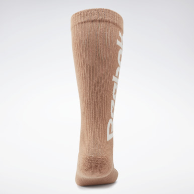 Calcetines VB Basketball Beige Mujer Classics