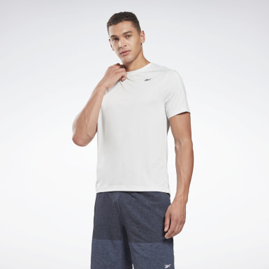 T-shirt United By Fitness Perforated Grigio Uomo HIIT