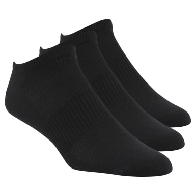 Mænd Cross Training Black Reebok CrossFit Mens Inside Thin Sock