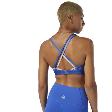 Yoga Hero Strappy Padded Bra
