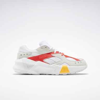 Classics White Aztrek Double x Gigi Hadid Shoes
