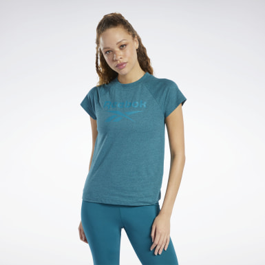 Remera Training Essentials Logo Mujer Entrenamiento Funcional