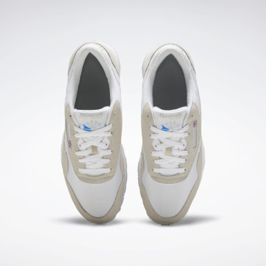Men Classics White Classic Nylon Men's Shoes
