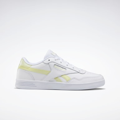 Dames Classics Wit Reebok Royal Techque T LX Schoenen