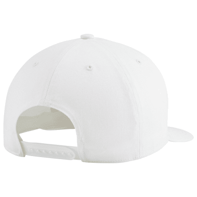 Classics White Classics Staff 6 Panel Hat