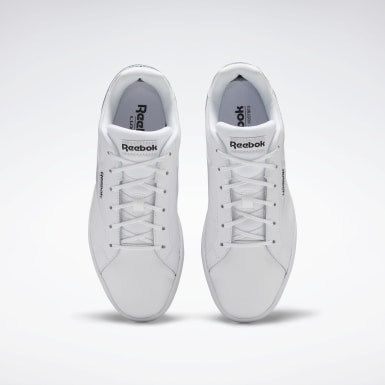 Kvinder Classics White Reebok Royal Complete Clean LX Shoes
