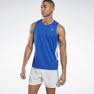 Men Trail Running Running Essentials Singlet