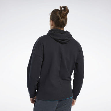 Herr Fitness & Träning Svart Training Supply Hoodie