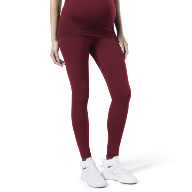 Women Yoga Black Lux 2.0 Maternity Tights