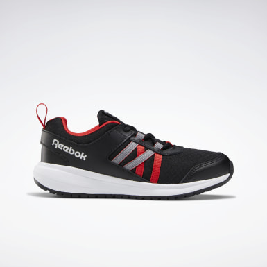 Zapatillas Road Supreme Negro Niño Running