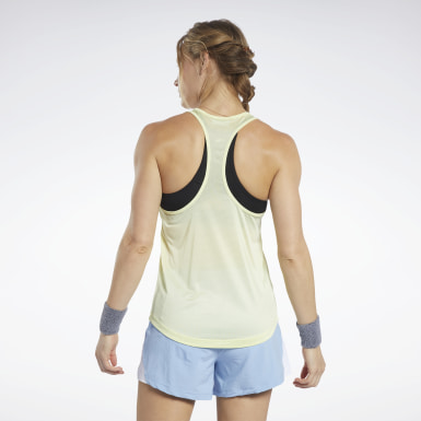 Kvinder Fitness & Training Mesh Back Tank Top
