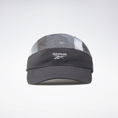 Gorra Perforada One Series Running Negro Running