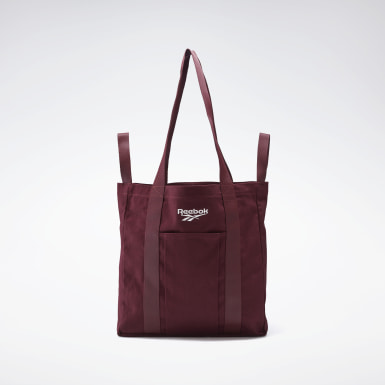 Classics Classics Foundation Tote Weinrot
