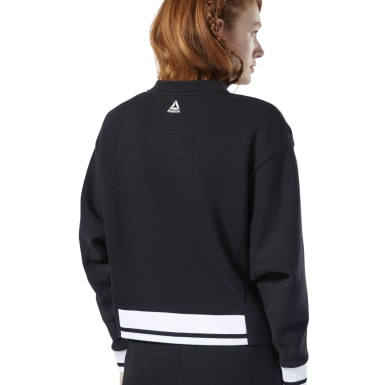 Women Training Black Meet You There Track Jacket