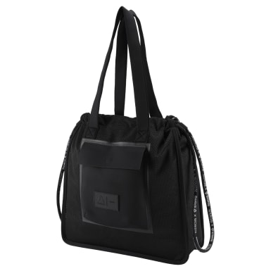 Kvinder Studio Black Premium Pinnacle Bag