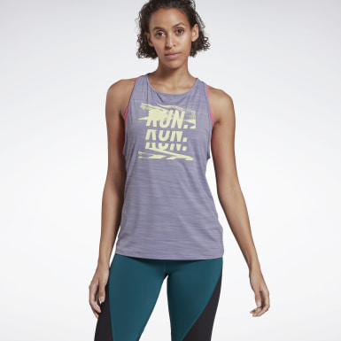 Women Running One Series Running ACTIVCHILL Tank Top
