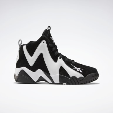 Kids Classics Black Kamikaze II Shoes - Grade School