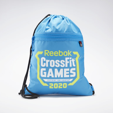 Training Blue CrossFit® Games Gym Sack