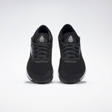 Women Cross Training Black Nano 9.0 Shoes