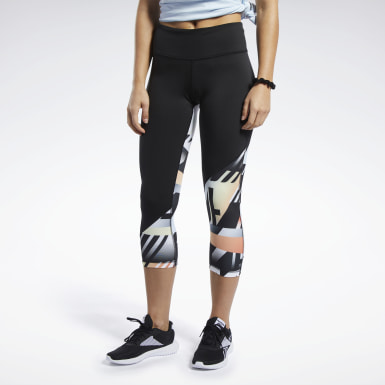 Women Training Reebok CrossFit® Lux 3/4 Length Leggings