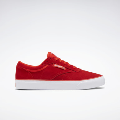 Women's Red Sneakers, Stylish Red Shoes