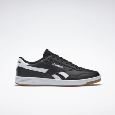 Men Classics Black Reebok Royal Techque