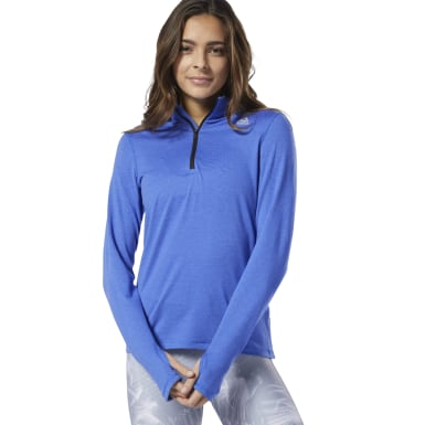 Koszulka Running Essentials Quarter-Zip