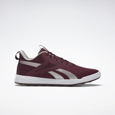 Women Outdoor Burgundy Reebok Ever Road DMX 3 Shoes