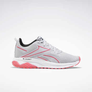 Zapatillas Liquifect Spring Gris Mujer Running