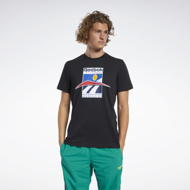 T-shirt Classics International Nero Classics