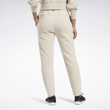 Women Studio Beige Studio Knit Pants