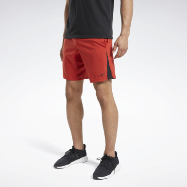 Men Training Workout Ready Shorts