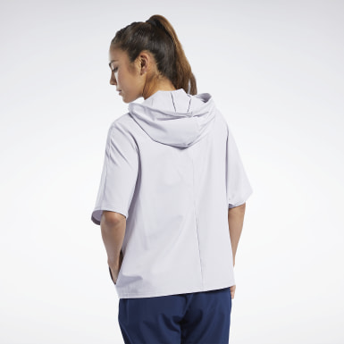 Women Fitness & Training United by Fitness Woven Pullover