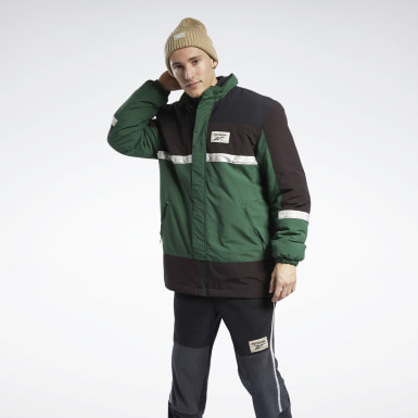 Men Classics Classics Winter Escape Jacket