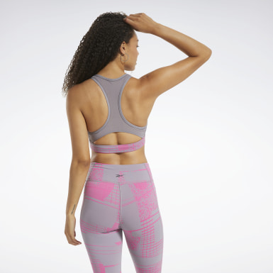 Women Cycling Hero Medium-Impact Deconstructed Racer Bra