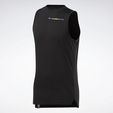 Training Black Pride Tank Top