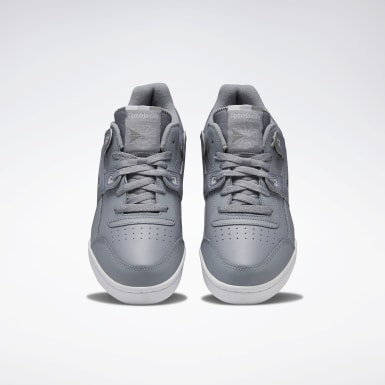 Men Classics Grey Workout Plus Men's Shoes